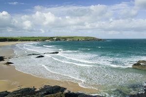 Harlyn Bay Cornwall UK