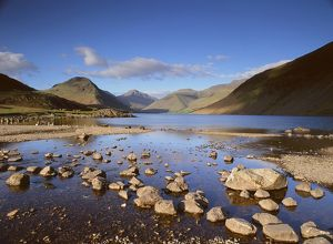 Wastwater in the Lake District UK